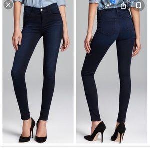J Brand Atmosphere Skinny Jeans